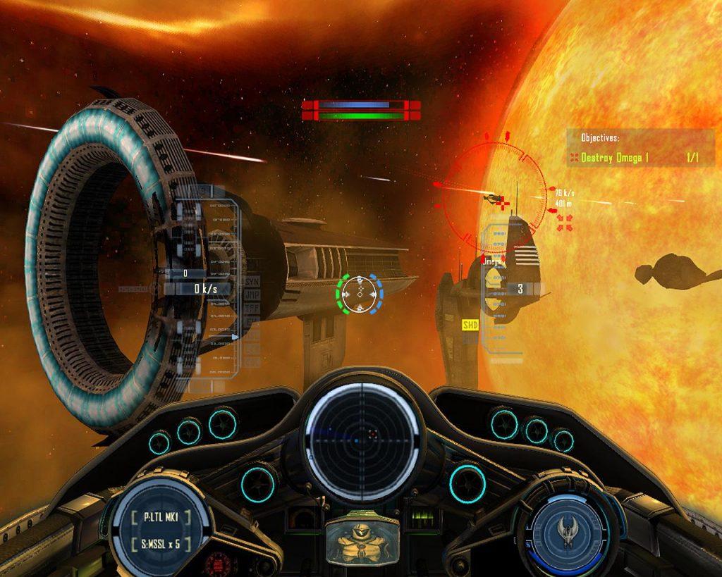 Heresy War ekran görüntüsü