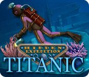Hidden Expedition Titanic ikon