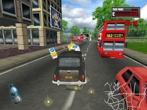 London Taxi: Rush Hour