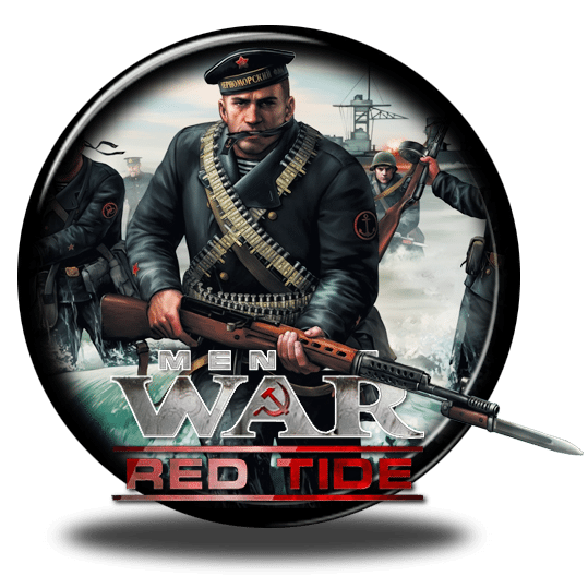 Men of War Red Tide ikon
