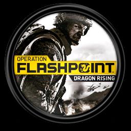 Operation Flashpoint Dragon Rising ikon
