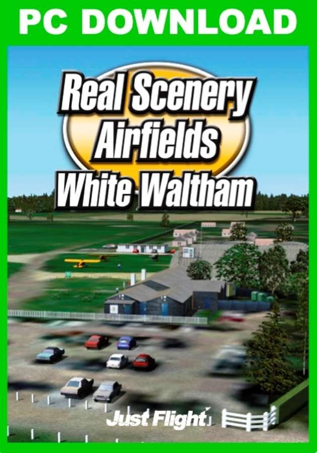 Real Scenery Airfields - White Waltham ikon