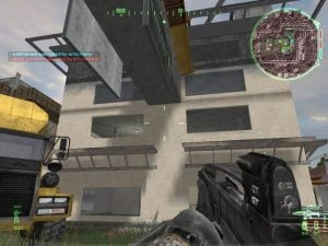 Rising Eagle: Futuristic Infantry Warfare Multiplayer