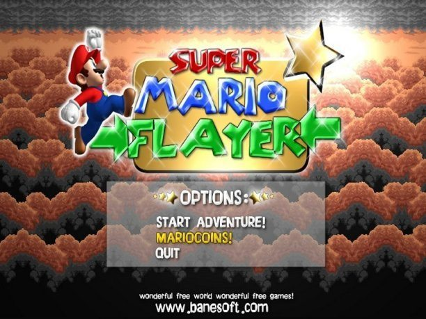 Super Mario Flayer ikon