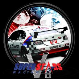 Superstars V8 Racing ikon