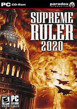 Supreme Ruler 2020 ikon
