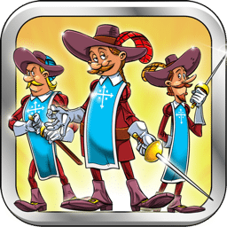 The Three Musketeers ikon