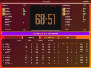 World Basketball Manager: Season 2015