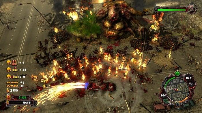 Zombie Driver ekran görüntüsü 1