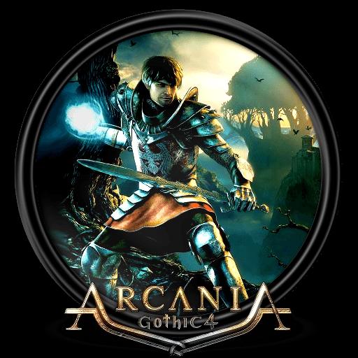 ArcaniA Gothic 4 ikon