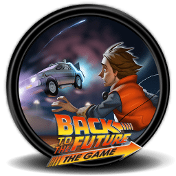 Back to the Future The Game ikon