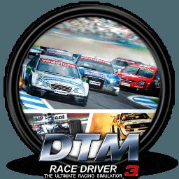 DTM Race Driver 3 ikon