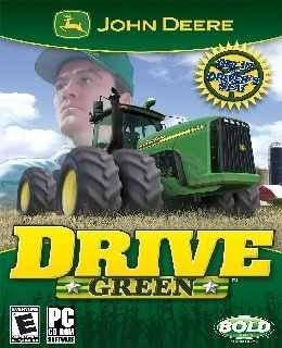 John Deere Drive Green ikon