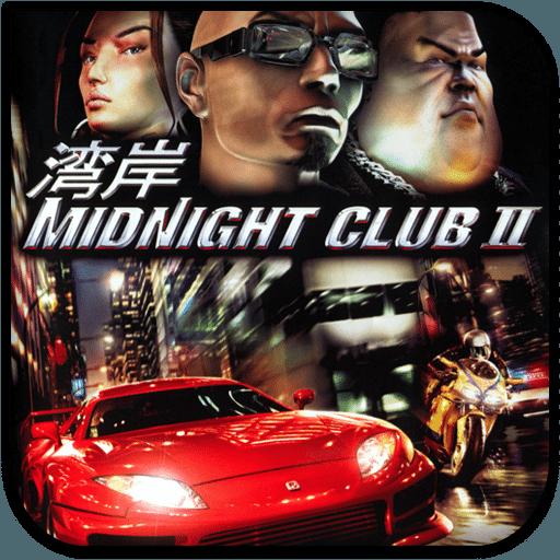 Midnight Club 2 ikon