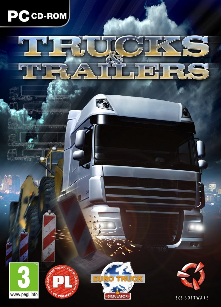 Trucks And Trailers ikon
