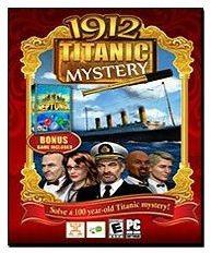 1912 Titanic Mystery ikon