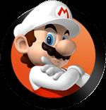 Bomber Mario ikon