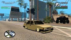 GTA San Andreas Şahin Yaması
