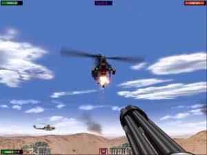 Beach Head Desert War