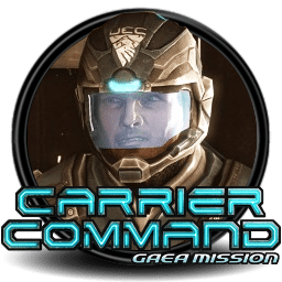 Carrier Command Gaea Mission ikon