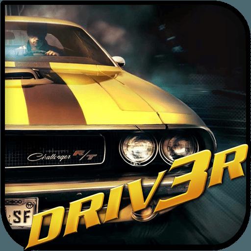DRIV3R ikon