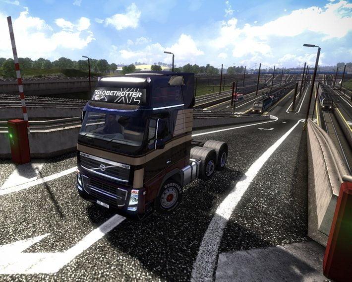 Euro Truck Simulator 2 indir - Tır Simülasyon Oyunu | İndirOyunu