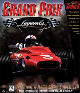 Grand Prix Legends ikon