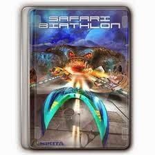 Safari Biathlon Racer ikon