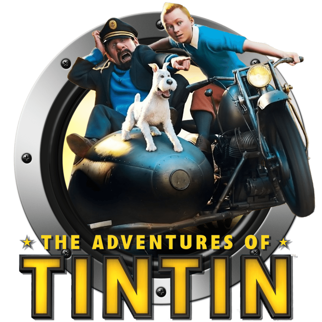 The Adventures of Tintin The Secret of the Unicorn ikon
