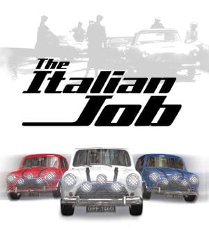 The Italian Job ikon