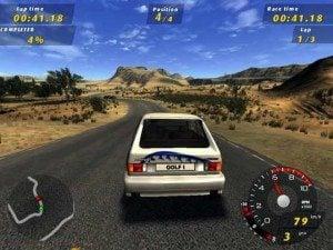 Volkswagen GTI Racing