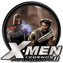 X-Men Legends II Rise of Apocalypse ikon