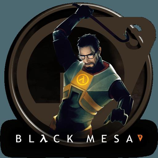 Half life Black Mesa ikon