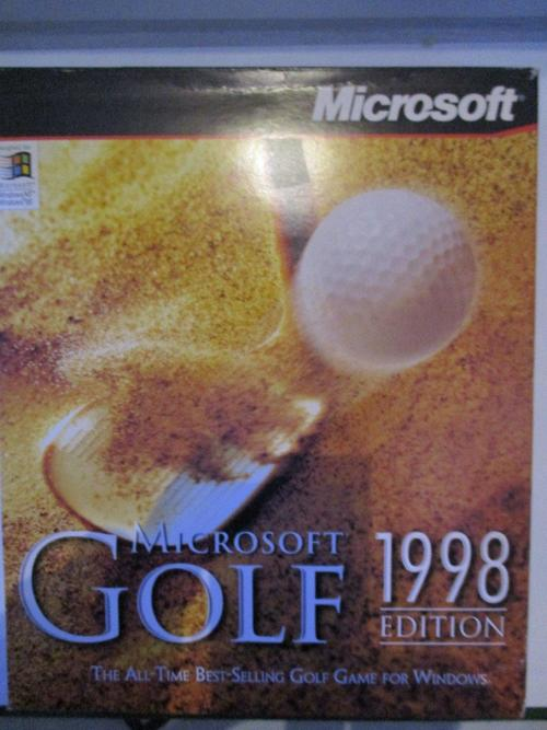 Microsoft Golf 1998 Edition ikon