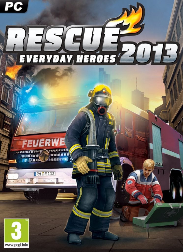 Rescue 2013 Everyday Heroes ikon