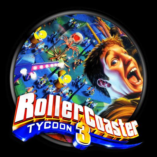 Roller Coaster Tycoon 3 ikon