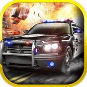 Crazy Police Racers ikon