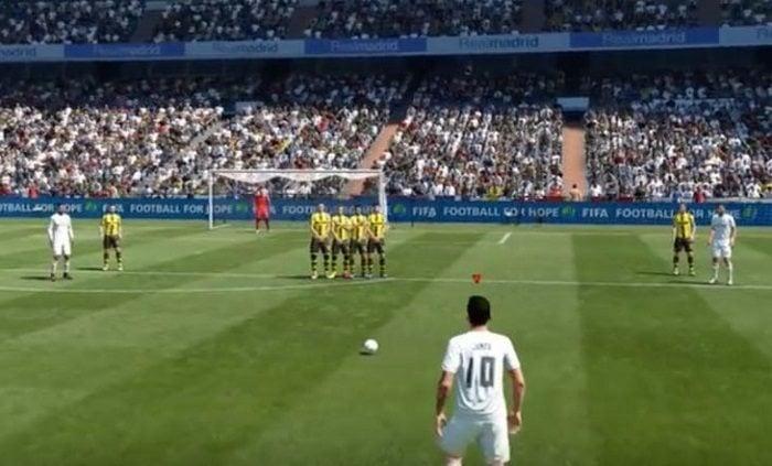 Fifa 17 Frikik