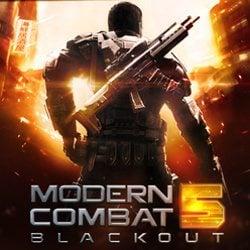 Modern Combat 5 Blackout ikon