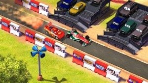 Arabalar: Şimşek Hızı