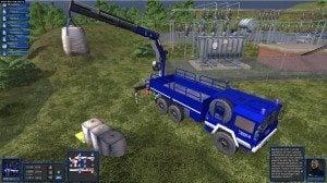 THW Simulator 2012