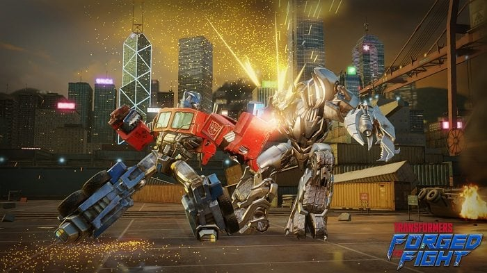 Transformer IP game now being developed by Vancouver Studio