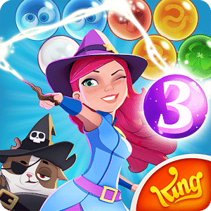 Bubble Witch 3 Saga ikon