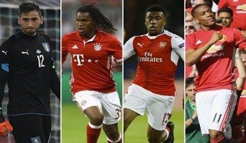 Football Manager 2017 Genç Yetenekler