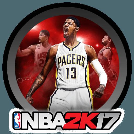 NBA 2K17 ikon