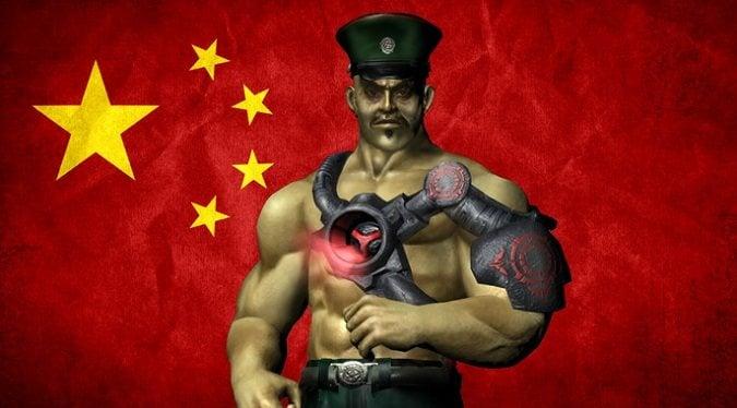 Mortal Kombat Hsu Hao