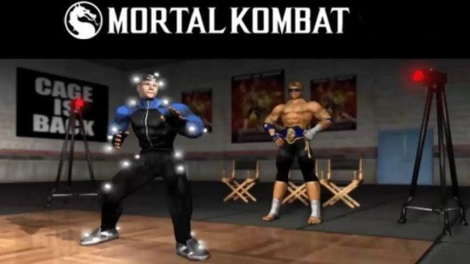 Mortal Kombat Mokap