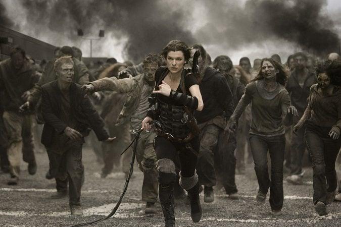 Resident Evil filmi