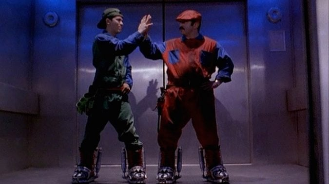 Süper Mario filmi