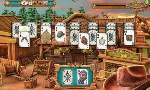 Solitaire Chronicles – Wild Guns